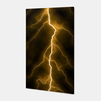 Thumbnail image of Natural Forked Lightning - 03 Canvas, Live Heroes