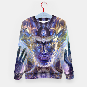 Thumbnail image of Divination Kid's sweater, Live Heroes