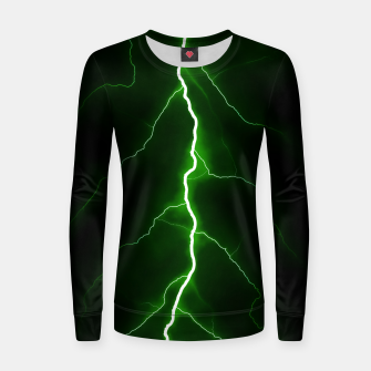 Thumbnail image of Natural Forked Lightning - 04 Women sweater, Live Heroes