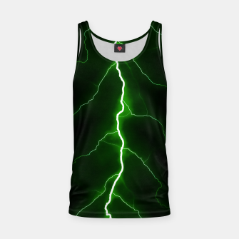 Thumbnail image of Natural Forked Lightning - 04 Tank Top, Live Heroes