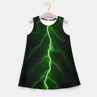 Thumbnail image of Natural Forked Lightning - 04 Girl's summer dress, Live Heroes