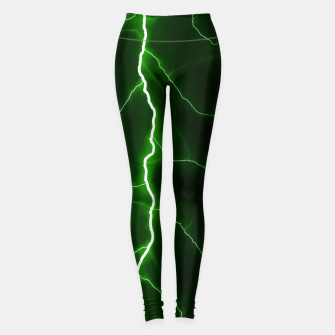 Thumbnail image of Natural Forked Lightning - 04 Leggings, Live Heroes