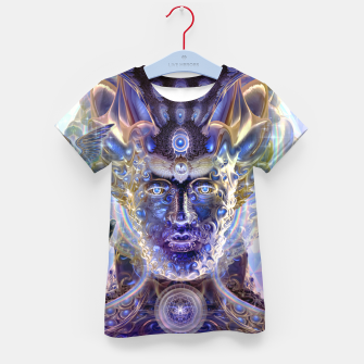 Thumbnail image of Divination Kid's t-shirt, Live Heroes
