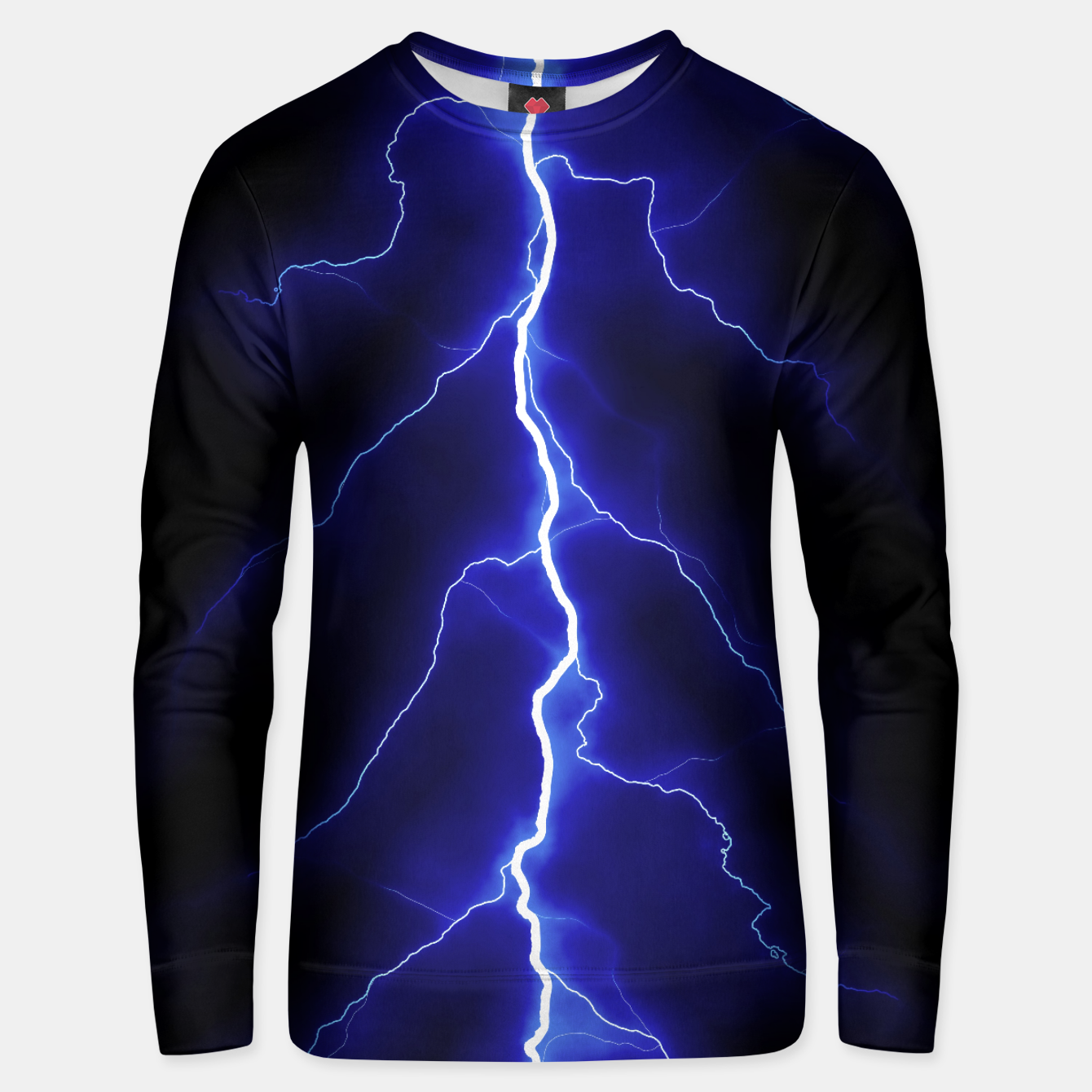 Foto Natural Forked Lightning - 05 Unisex sweater - Live Heroes