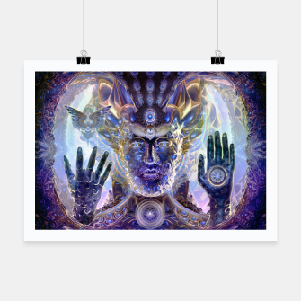 Thumbnail image of Divination Poster, Live Heroes