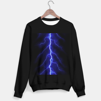 Natural Forked Lightning - 05 Sweater regular Bild der Miniatur