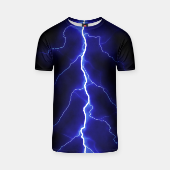 Miniatur Natural Forked Lightning - 05 T-shirt, Live Heroes