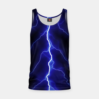 Natural Forked Lightning - 05 Tank Top Bild der Miniatur