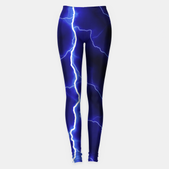 Natural Forked Lightning - 05 Leggings Bild der Miniatur