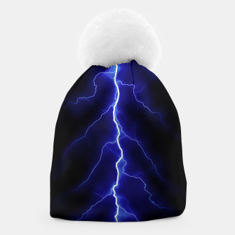 Thumbnail image of Natural Forked Lightning - 05 Beanie, Live Heroes