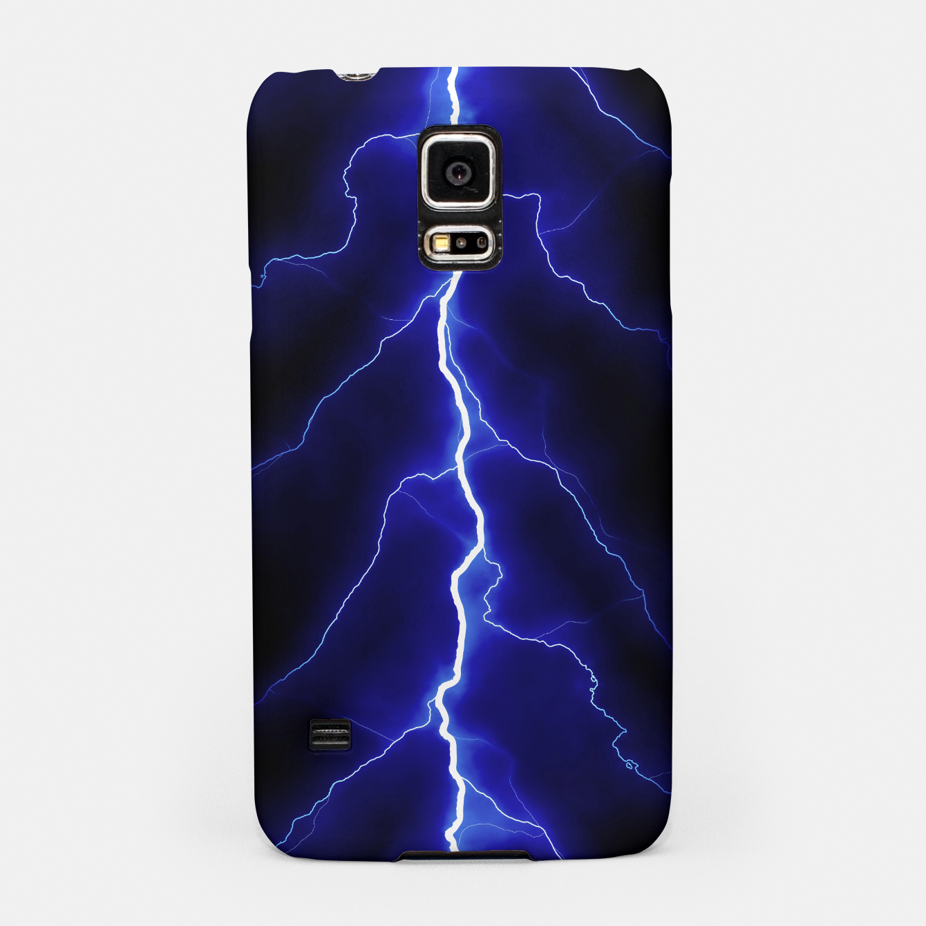 Foto Natural Forked Lightning - 05 Samsung Case - Live Heroes