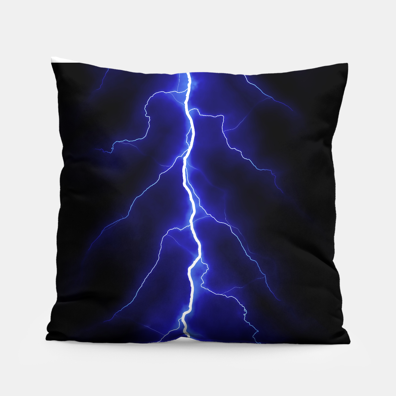 Foto Natural Forked Lightning - 05 Pillow - Live Heroes