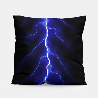 Miniatur Natural Forked Lightning - 05 Pillow, Live Heroes