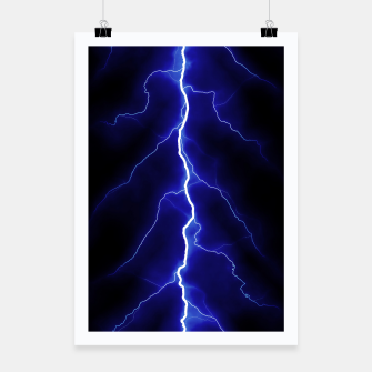 Thumbnail image of Natural Forked Lightning - 05 Poster, Live Heroes