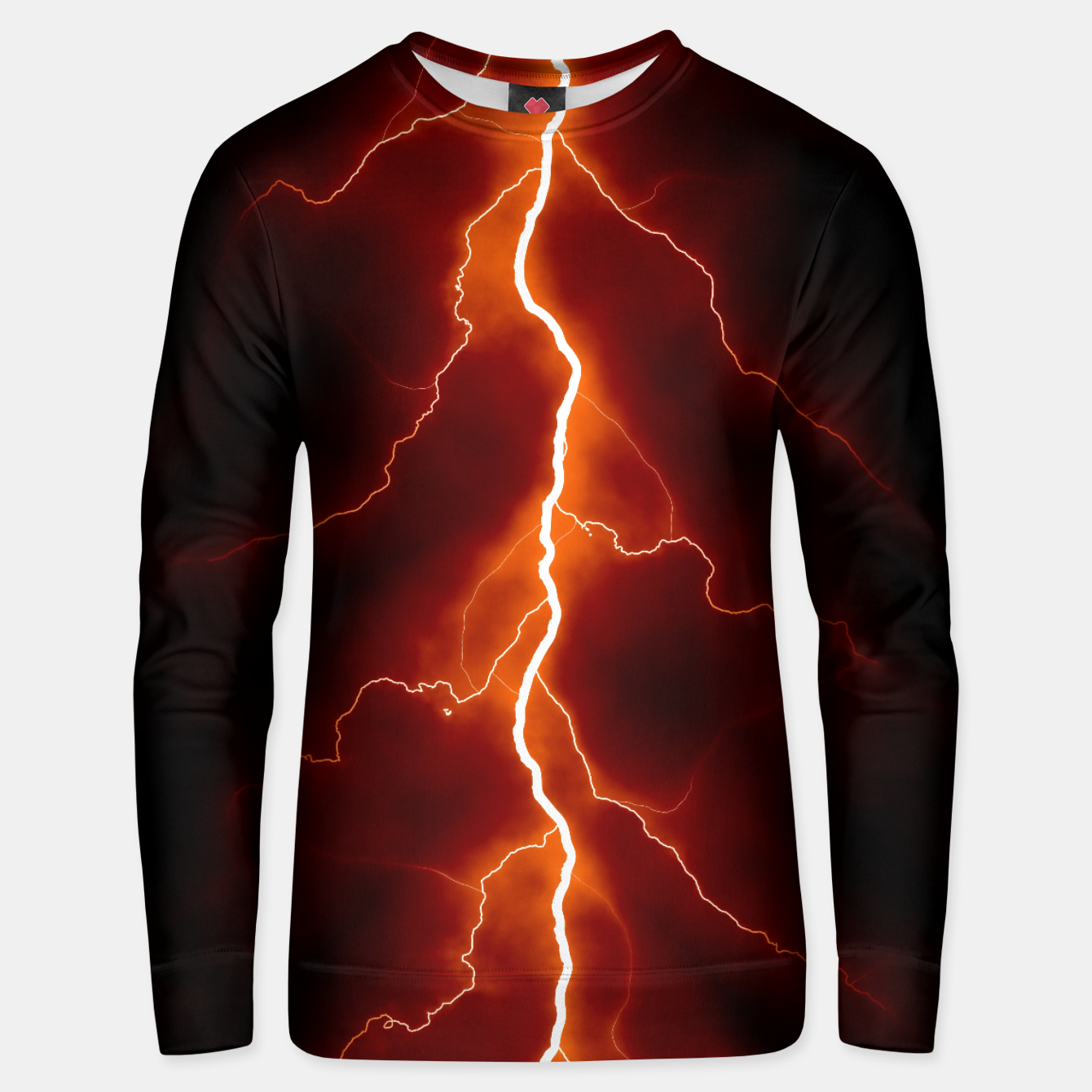 Foto Natural Forked Lightning - 06 Unisex sweater - Live Heroes