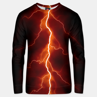 Natural Forked Lightning - 06 Unisex sweater Bild der Miniatur