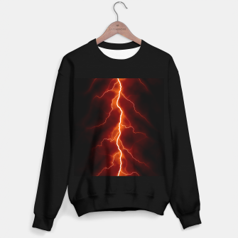 Miniatur Natural Forked Lightning - 06 Sweater regular, Live Heroes