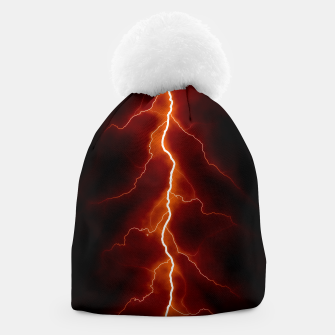 Thumbnail image of Natural Forked Lightning - 06 Beanie, Live Heroes