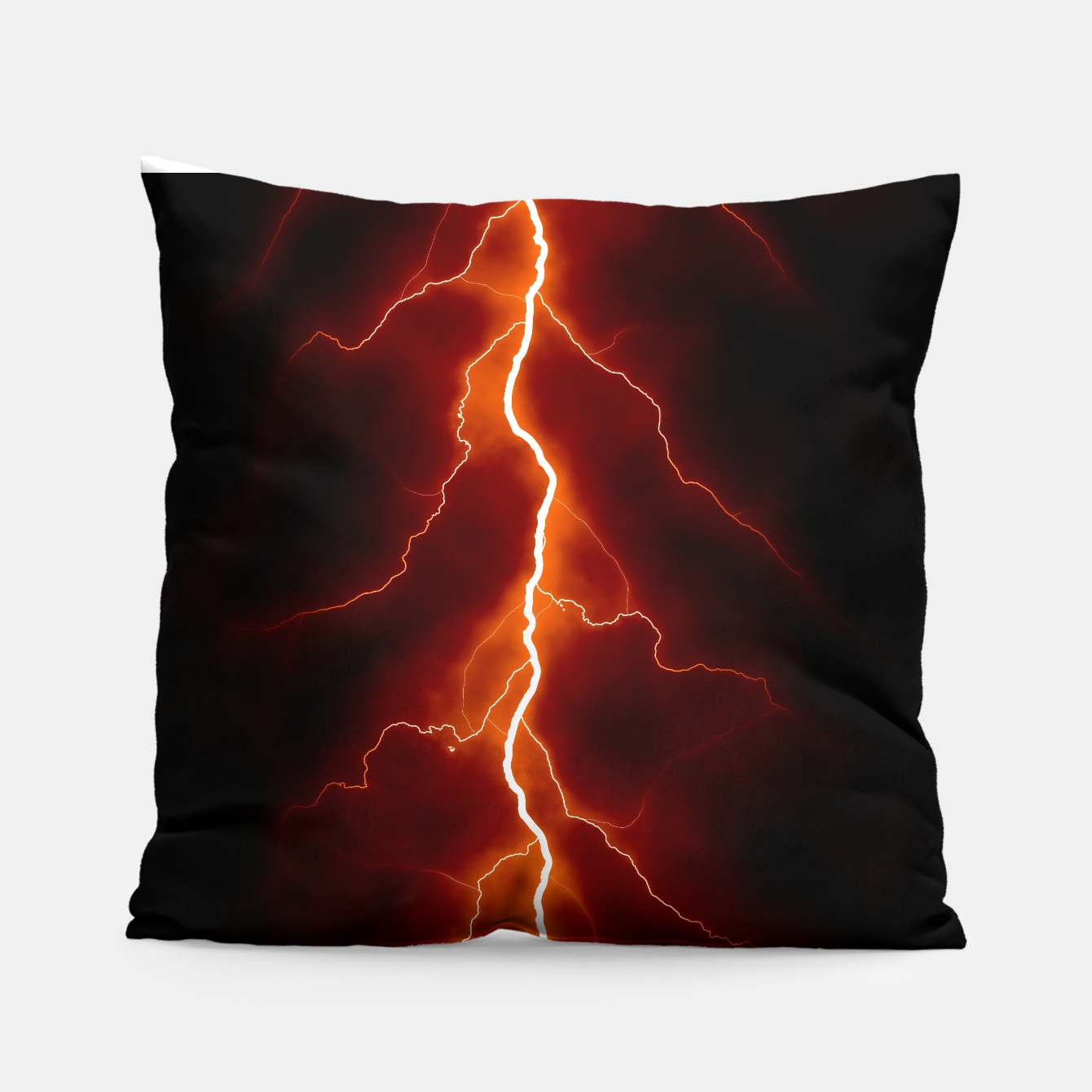 Foto Natural Forked Lightning - 06 Pillow - Live Heroes