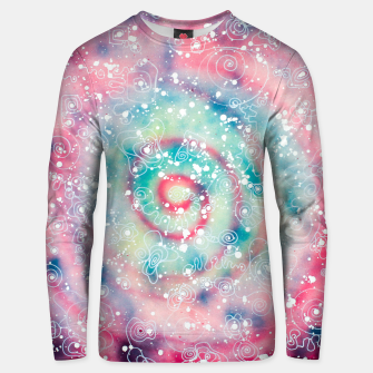 Thumbnail image of Galaxy powder - Leminx Unisex sweater, Live Heroes