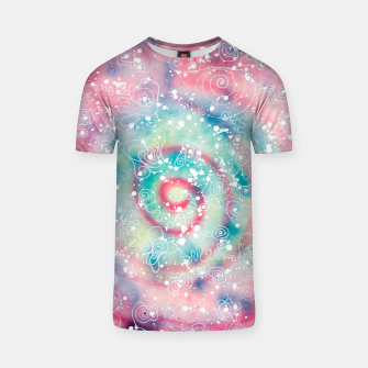 Thumbnail image of Galaxy powder - Leminx T-shirt, Live Heroes