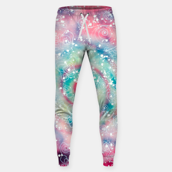 Thumbnail image of Galaxy powder - Leminx Sweatpants, Live Heroes