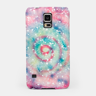 Thumbnail image of Galaxy powder - Leminx Samsung Case, Live Heroes