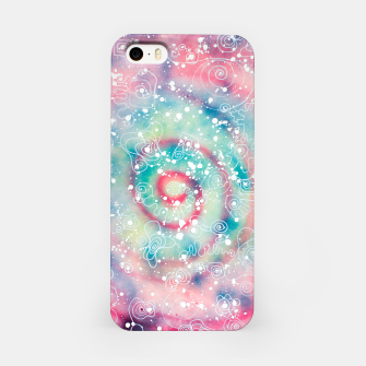 Thumbnail image of Galaxy powder - Leminx iPhone Case, Live Heroes