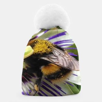 Thumbnail image of Bumblebee Beanie, Live Heroes