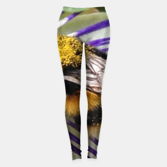 Thumbnail image of Bumblebee Leggings, Live Heroes