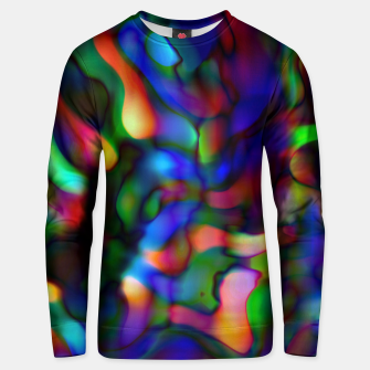 Thumbnail image of Computer Gummi Worms Infection (LH091) Unisex sweater, Live Heroes