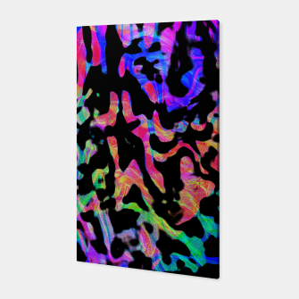 Thumbnail image of Neon Cheetah Print (LH086) Canvas, Live Heroes