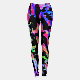 Thumbnail image of Neon Cheetah Print (LH086) Leggings, Live Heroes