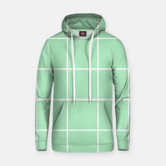 Thumbnail image of Grid pattern on carnival glass Hoodie, Live Heroes