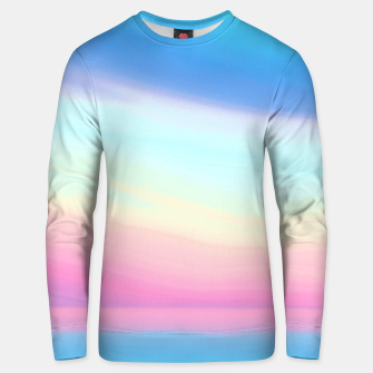 Miniatur Colorful Sky Unisex sweater, Live Heroes