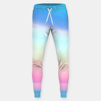 Miniatur Colorful Sky Sweatpants, Live Heroes