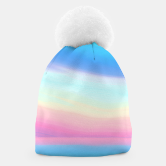 Thumbnail image of Colorful Sky Beanie, Live Heroes