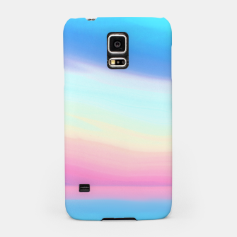 Colorful Sky Samsung Case thumbnail image