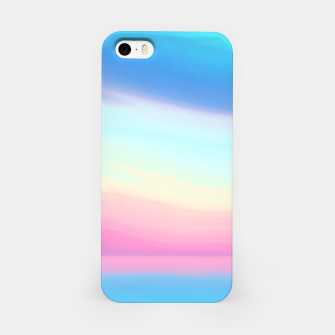 Miniatur Colorful Sky iPhone Case, Live Heroes