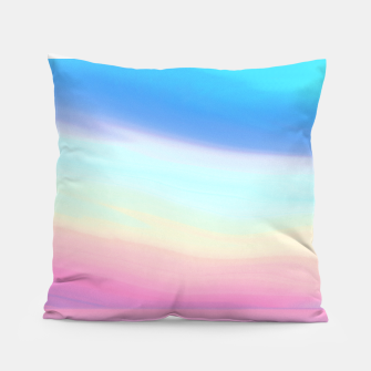 Miniatur Colorful Sky Pillow, Live Heroes