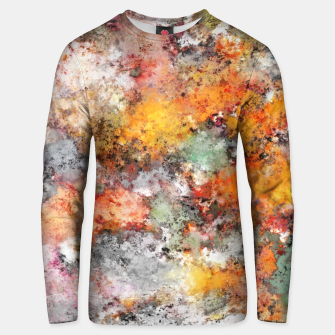 Thumbnail image of Stumbling through the storm Unisex sweater, Live Heroes