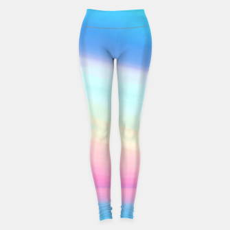 Thumbnail image of Colorful Sky Leggings, Live Heroes