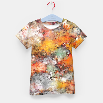 Thumbnail image of Stumbling through the storm Kid's t-shirt, Live Heroes