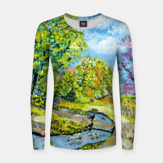 Thumbnail image of Dreamland Women sweater, Live Heroes