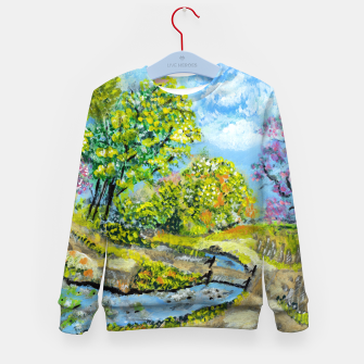 Thumbnail image of Dreamland Kid's sweater, Live Heroes