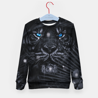 Miniature de image de Jungle Tiger Kindersweatshirt, Live Heroes