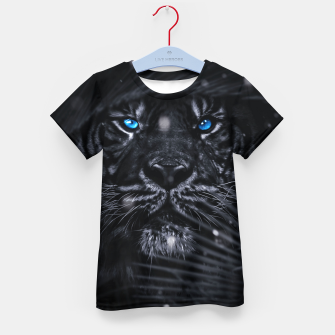 Miniature de image de Jungle Tiger T-Shirt für kinder, Live Heroes