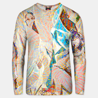 Thumbnail image of picasso Unisex sweater, Live Heroes