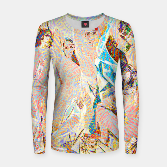 Thumbnail image of picasso Women sweater, Live Heroes
