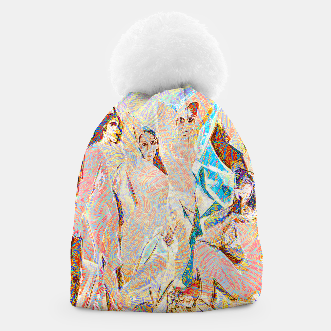 Image of picasso Beanie - Live Heroes
